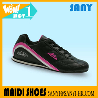 Zapato disponible multicolor de gama alta vendedor caliente de la danza del ballet del terciopelo 2018 confortable del Softy